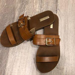 ALDO women's sandals size 8 GUC